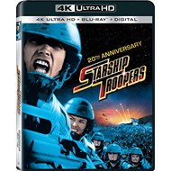 Starship Troopers - 20th Anniversary (4K Ultra HD + Blu-ray)