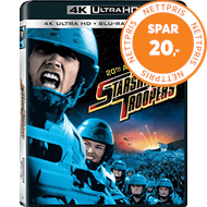 Produktbilde for Starship Troopers - 20th Anniversary (4K Ultra HD + Blu-ray)