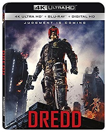 Dredd (4K Ultra HD + Blu-ray)
