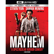 Mayhem (4K Ultra HD + Blu-ray)