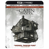 Produktbilde for The Cabin In The Woods (4K Ultra HD + Blu-ray)