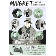 Maigret & The St Fiacre Case (1959) (DVD)