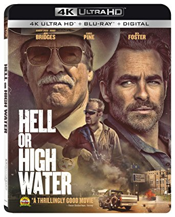 Hell Or High Water (4K Ultra HD + Blu-ray)