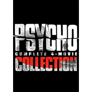 Psycho 4-Movie Complete Collection (DVD - SONE 1)