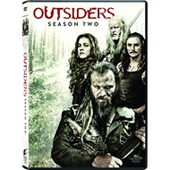 Outsiders - Sesong 2 (DVD - SONE 1)