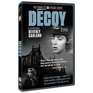 Decoy: Complete 39 Episode Series (DVD - SONE 1)