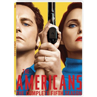Produktbilde for The Americans - Sesong 5 (DVD - SONE 1)
