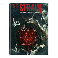 The Strain - Sesong 4 (DVD - SONE 1)