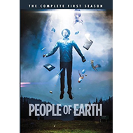 People Of Earth - Sesong 1 (DVD - SONE 1)
