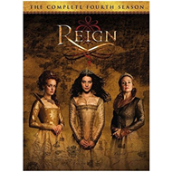Reign - Sesong 4 (DVD)