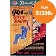Produktbilde for Gys Og Gæve Tanter (DK-import) (DVD)