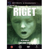 Riget - Sesong 1 (DK-import) (DVD)