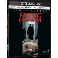 Panic Room (4K Ultra HD + Blu-ray)