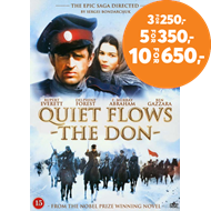 Produktbilde for And Quiet Flows The Don (DVD)