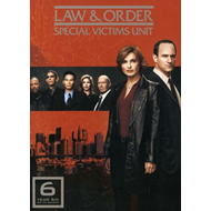 Law & Order: Special Victims Unit - Season 6 (DVD)