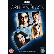 Produktbilde for Orphan Black - Sesong 5 (UK-import) (DVD)