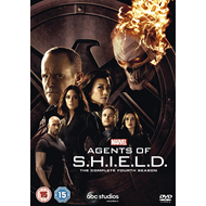 Marvel's Agents Of S.H.I.E.L.D. - Sesong 4 (UK-import) (DVD)