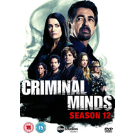 Criminal Minds - Sesong 12 (UK-import) (DVD)