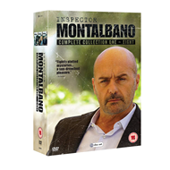 Inspector Montalbano - Collection 1-8 (UK-import) (DVD)