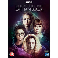 Produktbilde for Orphan Black - Sesong 1-5 (UK-import) (DVD)