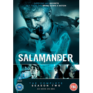 Salamander - Sesong 2 (UK-import) (DVD)