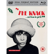 The Knack...And How To Get It (UK-import) (Blu-ray + DVD)