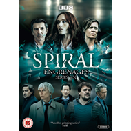 Spiral - Sesong 6 (UK-import) (DVD)
