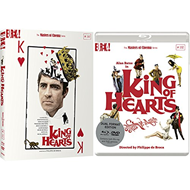 King Of Hearts (UK-import) (Blu-ray + DVD)