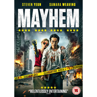 Mayhem (UK-import) (DVD)