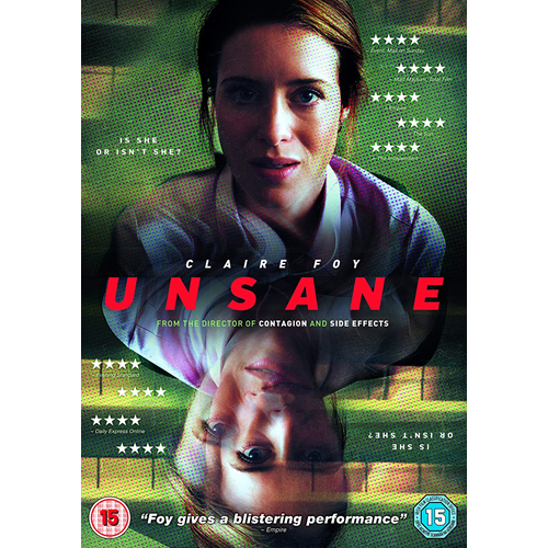 Unsane (UK-import) (DVD)