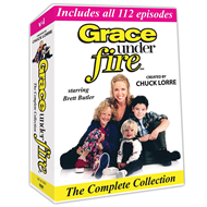 Grace Under Fire - The Complete Collection (DVD)