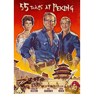 55 Days At Peking (UK-import) (DVD)