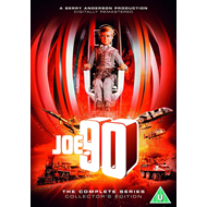 Joe 90 - Den Komplette Serien (UK-import) (DVD)