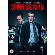 Produktbilde for Spinning Man (UK-import) (DVD)