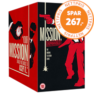 Produktbilde for Mission Impossible - Den Originale TV-Serien (UK-import) (DVD)