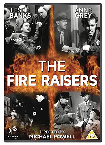 The Fire Raisers (UK-import) (DVD)
