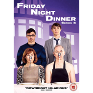 Produktbilde for Friday Night Dinner - Sesong 5 (UK-import) (DVD)