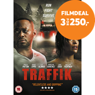 Produktbilde for Traffik (UK-import) (DVD)