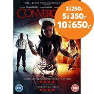 Produktbilde for Convergence (UK-import) (DVD)