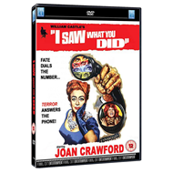 I Saw What You Did (UK-import) (DVD)