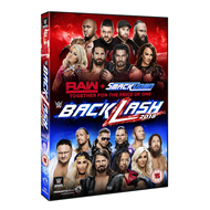 WWE: Backlash 2018 (UK-import) (DVD)