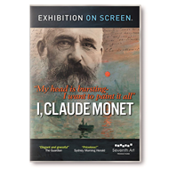 I, Claude Monet (UK-import) (DVD)