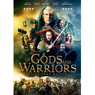 Of Gods And Warriors (UK-import) (DVD)
