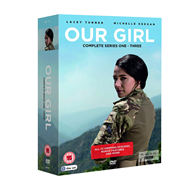 Our Girl - Sesong 1-3 (UK-import) (DVD)