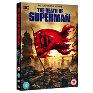 The Death Of Superman (UK-import) (DVD)