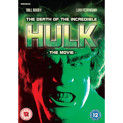 The Death Of The Incredible Hulk (UK-import) (DVD)