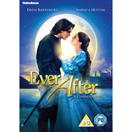 Produktbilde for Ever After: A Cinderella Story (UK-import) (DVD)