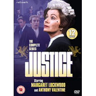 Justice: The Complete Series (UK-import) (DVD)