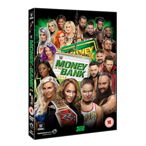 WWE: Money In The Bank 2018 (UK-import) (DVD)