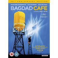 Bagdad Café (UK-import) (DVD)